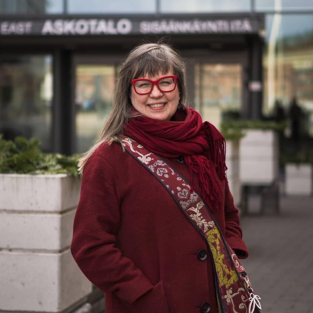 Henna Aspegren, RA, CEO